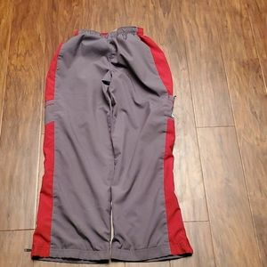 NIKE Lined Track Pants Size M 10/12
